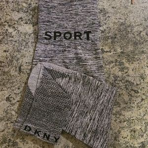 DKNY SPORT COMPRESSION LEGGINGS